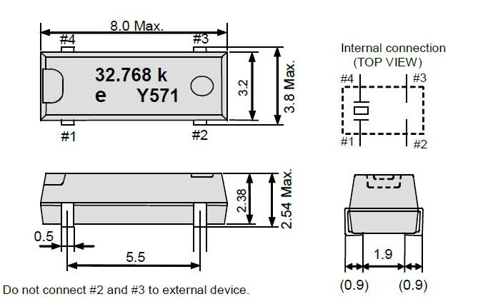 石英晶体谐振器,mc-30ay贴片晶振,爱普生无源晶体